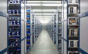 Multisystem-shelving